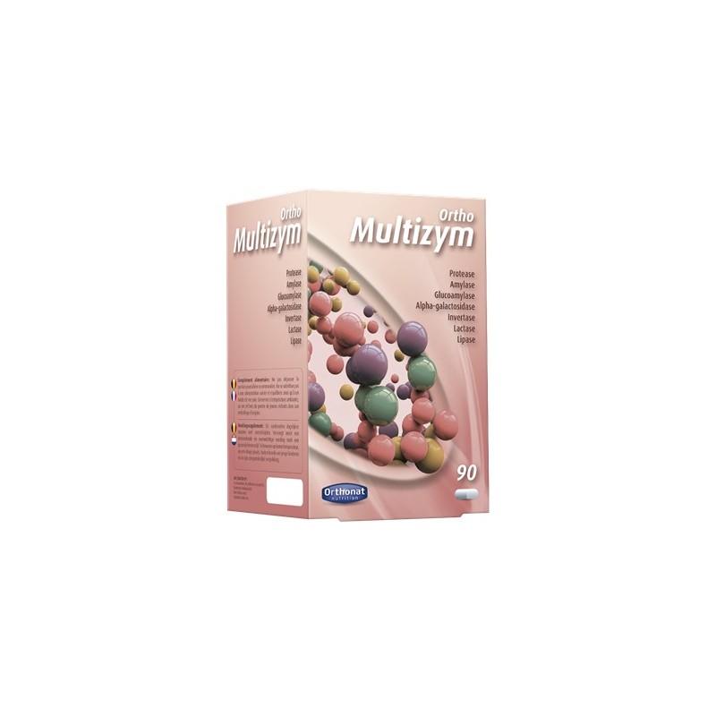 Digestion - Transit, Ortho MULTIZYM